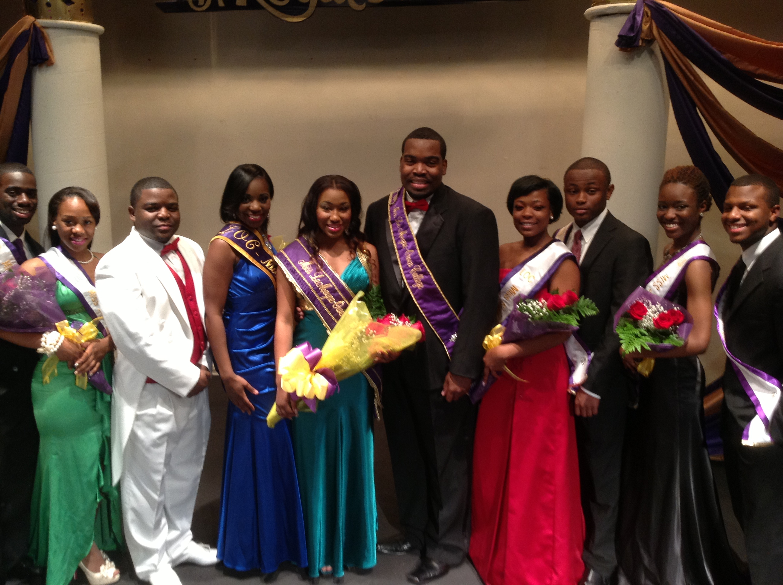 2013-14 Royalty/Leaders Elected